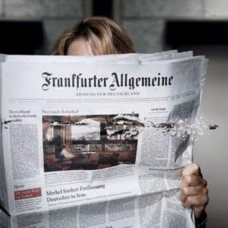 Frankfurter Allgemeine – Imagefilm 2014
