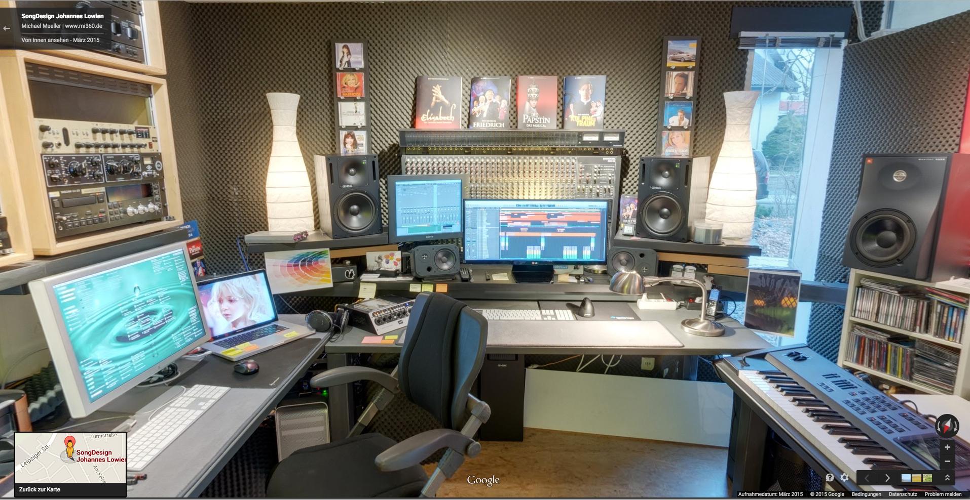 Rundgang Studio